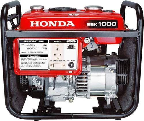 Honda Portable Generator Ebk 1000