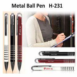 Metal Ball Pen H-231