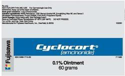 Cyclocort Ointment