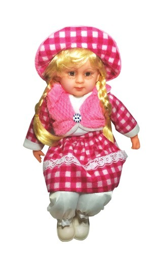 poem singing baby doll at rs 350 piece baby dolls id 11255427012