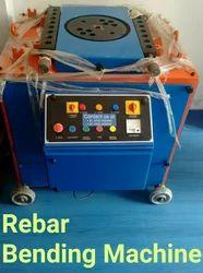 Servicing of Rebar Bending Machines
