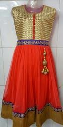 Latest Trendy Kids Anarkali Suit