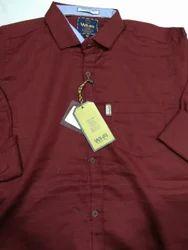 Cotton Men Casual Shirts