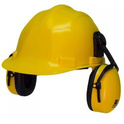 Mounted Safety Helmet