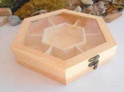 6 Peel Dryfood Wooden Box