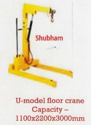U-model Floor Crane