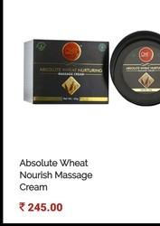 Wheat Massage Cream