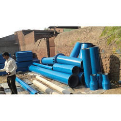 FRP Ducting Pipe, Size: 2 inch, for Structure Pipe
