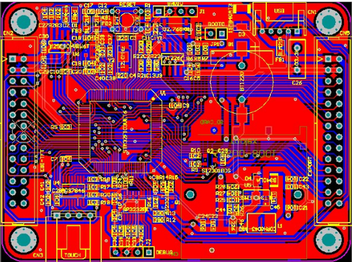 Pcb Layout Design Services in Navi Mumbai, Sanpada by EPS PCB ...