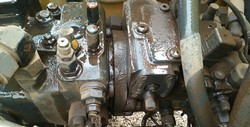 CAT 424B Hydraulic Pump Service And Spares