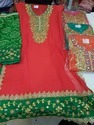 Ladies Semi Stitched Suit