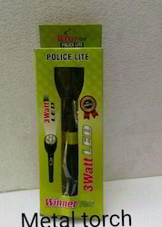 Metal 3Watt Torch