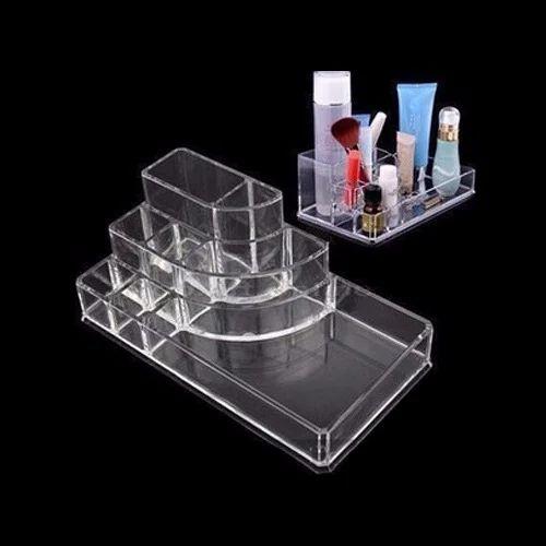 Transpa Acrylic Cosmetic Organizer