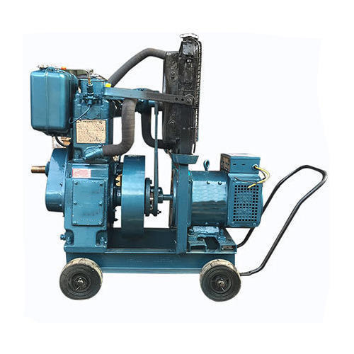 Diesel Generator To Diesel Generator Power 35 Kva Kva Rs 33000 piece Indo Engineering
