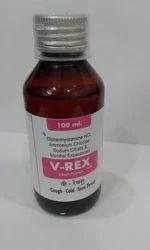 Diphenhydramine HCL,Ammonium CL Syrup