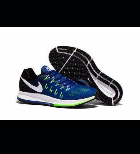 Blue ,sky Blue Etc. Men Nike Zoom 33