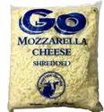 Go Shredded Mozzarella Cheese 2kg