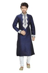Elegant Royal Blue Kurta Pajama