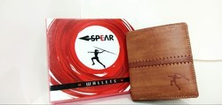 Leather Brown Mens Wallet