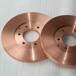Copper And Alloy Resistance Seam Welding Wheel