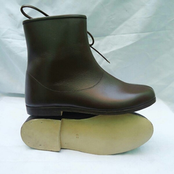 Roman Leather Boot