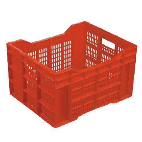 Perforated Plastic Crates