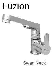 Fuzion Swan Neck Water Tap