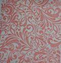 P109 Non Woven Metallic Printed Fabric
