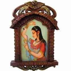 Bani Thani Wooden Jharokha Gift 137