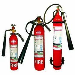 CO2 Fire Extinguisher 2kg, 4.5kg,