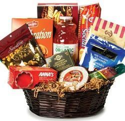 CHRISTMAS Gift Basket Hampers Gourmet Food