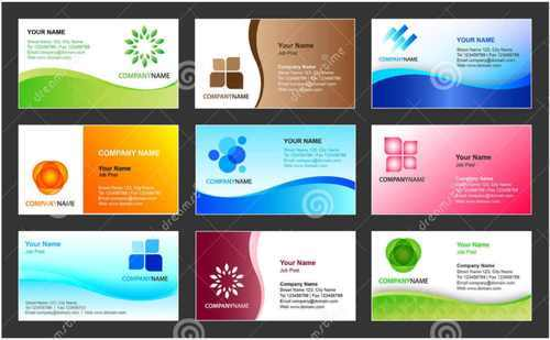 Multi colour visiting cards seva multi colour visiting cards colourmoves