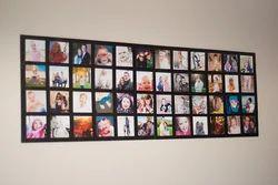 Collage Frame Printing