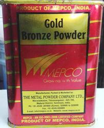 Mepco C3 Rich Gold Bronze Powder
