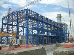 Steam Turbine Power Plant Erection Service