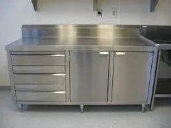 SS Kitchen Cabinet
