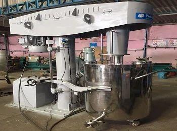 Single Shaft High Speed Mixer