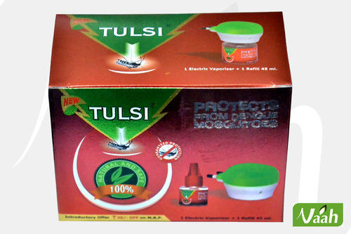 Natural Liquid Mosquito Repellent Vaporizer Refill & Heater