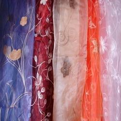 Sequin Embroidered Fabrics