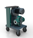 Trolley Skid Mounted Pump