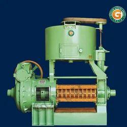 Earthnut Oil Expeller