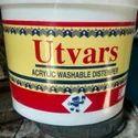 Utvars Acrylic Distemper