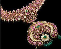 Kundan Bridal Gold Necklace