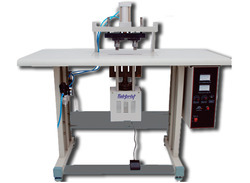 Non Woven Handle Loop Pasting Machine