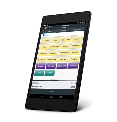 Android Mobile Pos Systems Billing Software Service