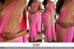 Stylish Designer Party Wear Fancy Saree