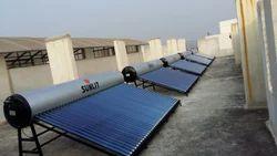 Standard Solar Heater