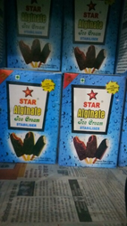 Alginate Chocolate Ice Cream