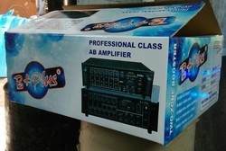 Carton Box for Amplifier