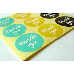 Sticker Printing Service, in Pune